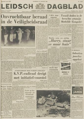 Leidsch Dagblad 1968-01-27