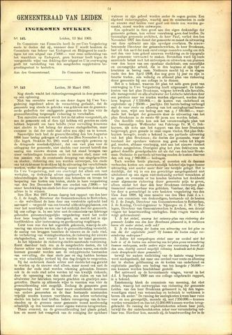 Handelingen van de Raad 1903-05-13
