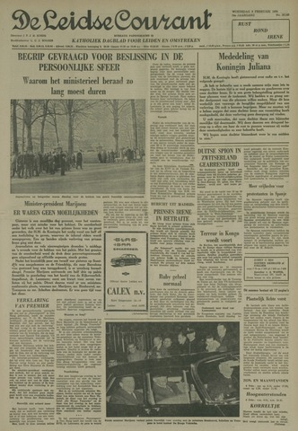 Leidse Courant 1964-02-05