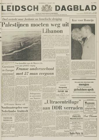 Leidsch Dagblad 1970-03-05