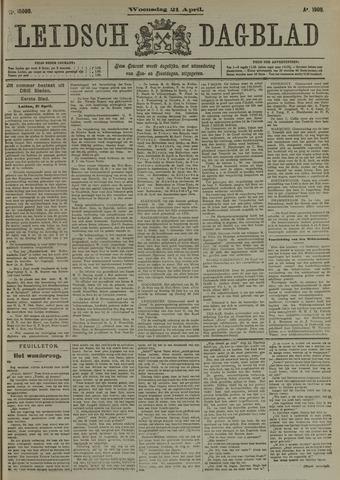 Leidsch Dagblad 1909-04-21