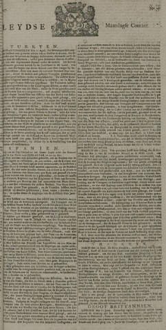 Leydse Courant 1727-06-23