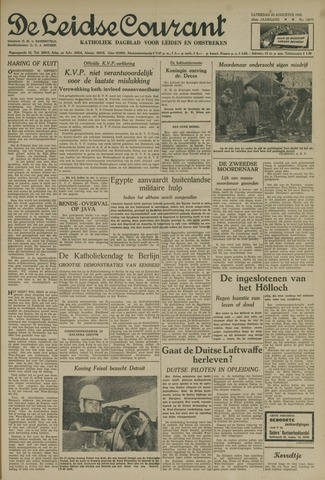 Leidse Courant 1952-08-23