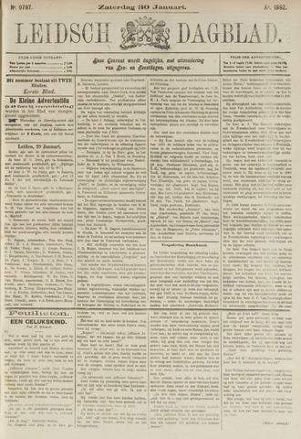 Leidsch Dagblad 1892-01-30