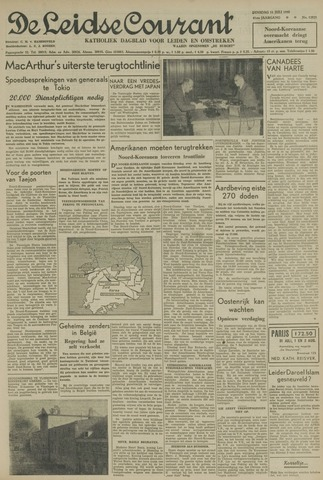 Leidse Courant 1950-07-11