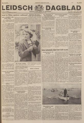 Leidsch Dagblad 1951-08-03