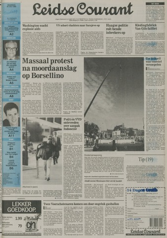 Leidse Courant 1992-07-20