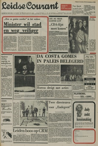 Leidse Courant 1975-11-21