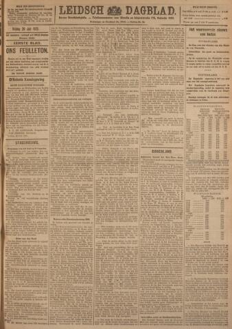 Leidsch Dagblad 1923-07-20