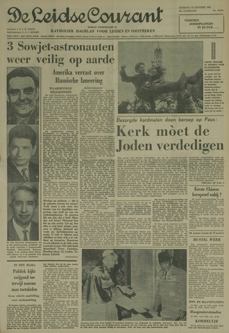 Leidse Courant 1964-10-13