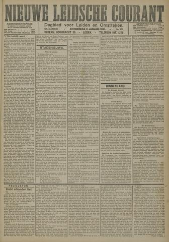 Nieuwe Leidsche Courant 1921-01-06