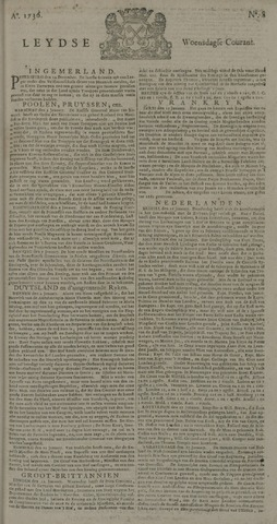 Leydse Courant 1736-01-18