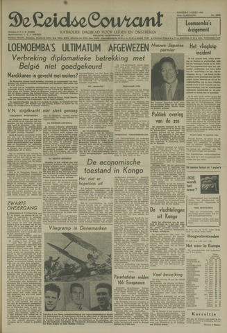 Leidse Courant 1960-07-19