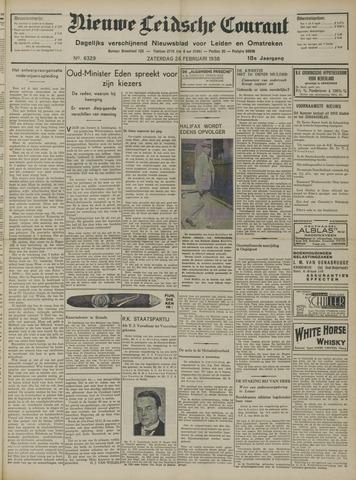 Nieuwe Leidsche Courant 1938-02-26