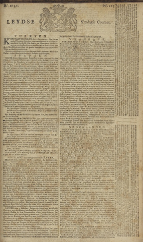 Leydse Courant 1757-10-14