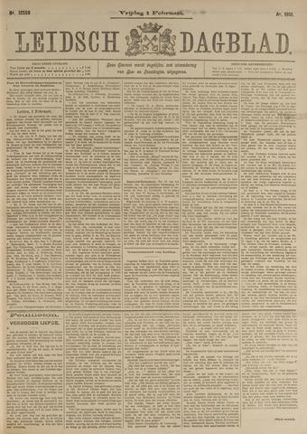 Leidsch Dagblad 1901-02-01