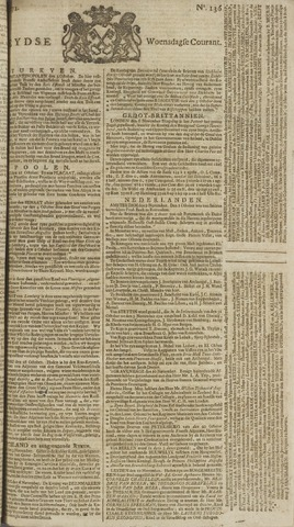 Leydse Courant 1772-11-11
