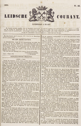 Leydse Courant 1875-03-04
