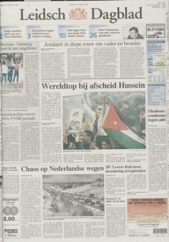 Leidsch Dagblad 1999-02-08