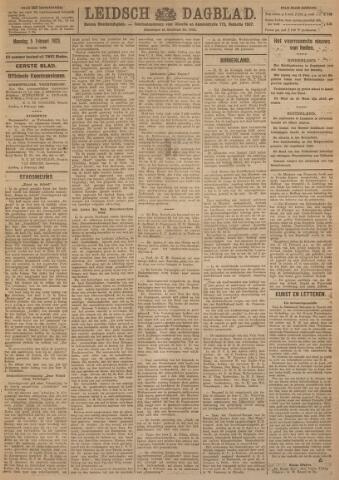 Leidsch Dagblad 1923-02-05