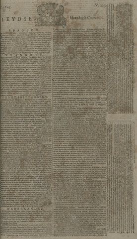 Leydse Courant 1743-10-14
