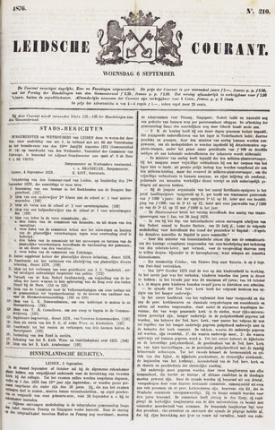 Leydse Courant 1876-09-06