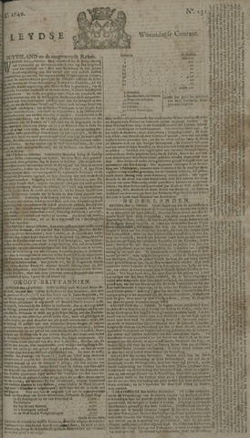 Leydse Courant 1740-11-02