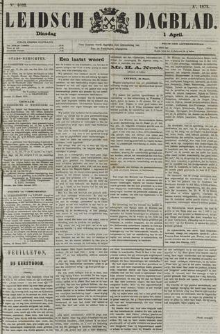 Leidsch Dagblad 1873-04-01