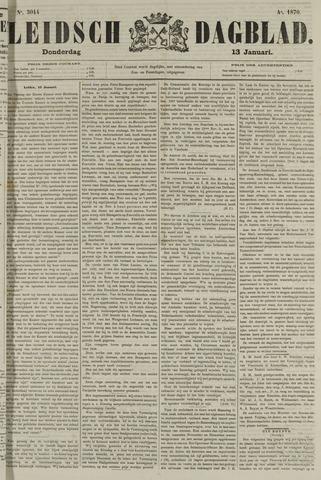Leidsch Dagblad 1870-01-13
