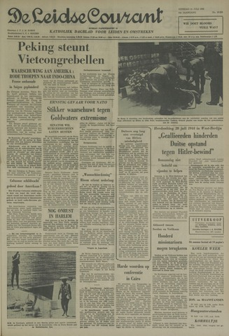 Leidse Courant 1964-07-21