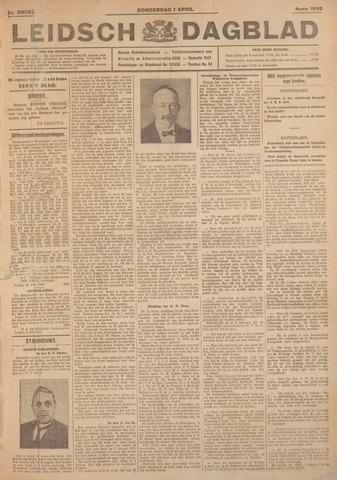 Leidsch Dagblad 1926-04-01