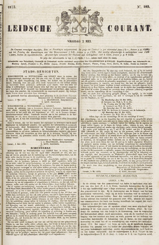 Leydse Courant 1873-05-02