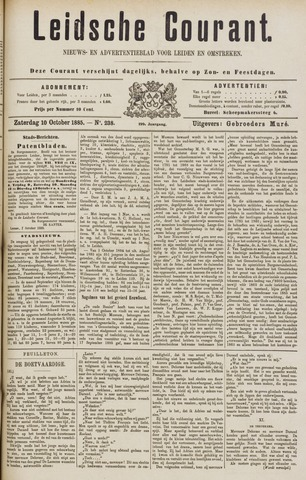 Leydse Courant 1885-10-10