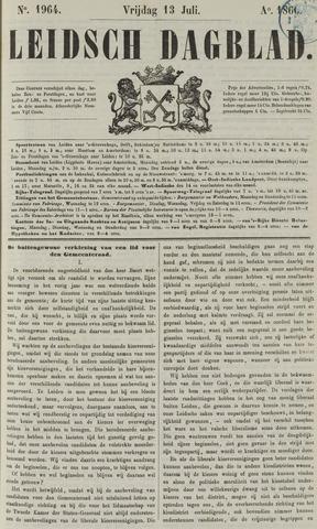 Leidsch Dagblad 1866-07-13
