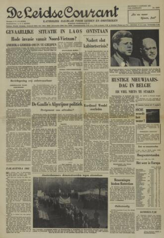 Leidse Courant 1961