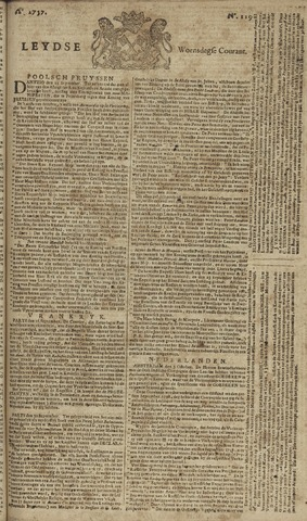 Leydse Courant 1757-10-05