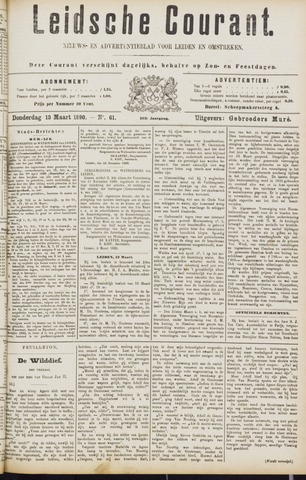 Leydse Courant 1890-03-13