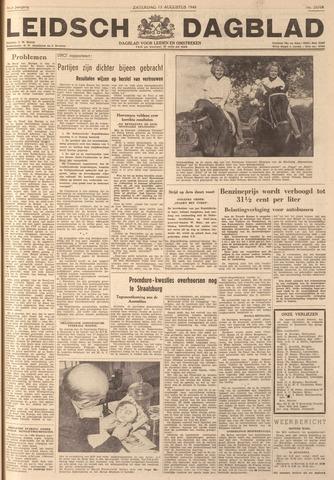 Leidsch Dagblad 1949-08-13