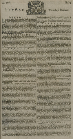 Leydse Courant 1736-06-20