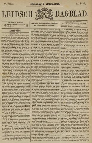 Leidsch Dagblad 1882-08-01