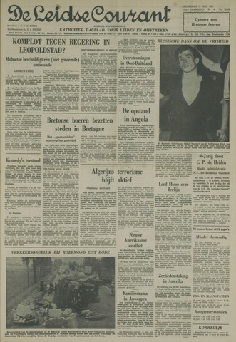 Leidse Courant 1961-06-17