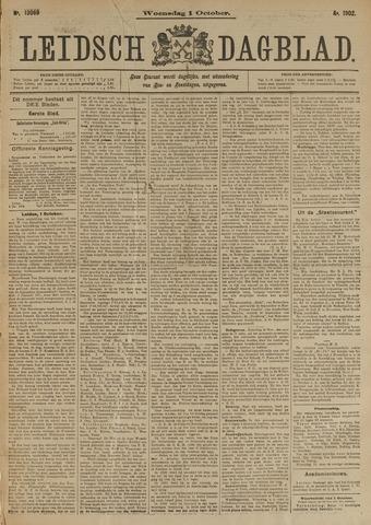 Leidsch Dagblad 1902-10-01