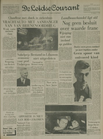 Leidse Courant 1969-10-27