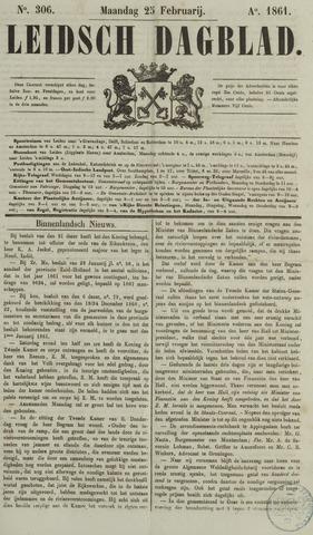 Leidsch Dagblad 1861-02-25