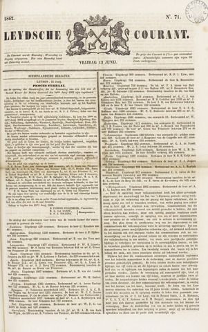 Leydse Courant 1862-06-13