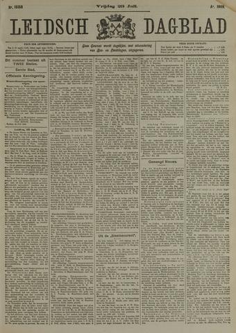 Leidsch Dagblad 1909-07-23