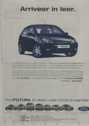 Leidsch Dagblad 2004-04-22