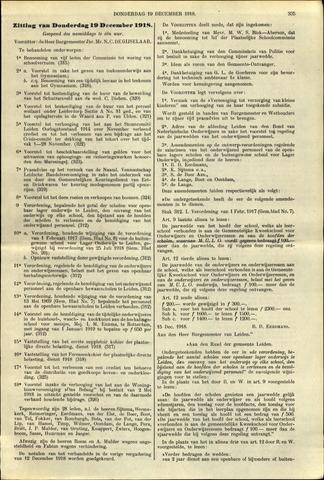 Handelingen van de Raad 1918-12-19