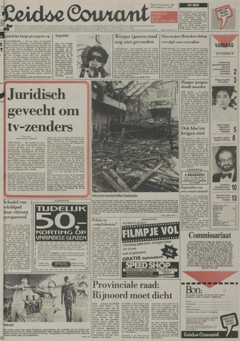 Leidse Courant 1989-09-29