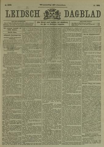 Leidsch Dagblad 1909-10-20